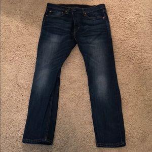 Men's Levi 510 Jeans